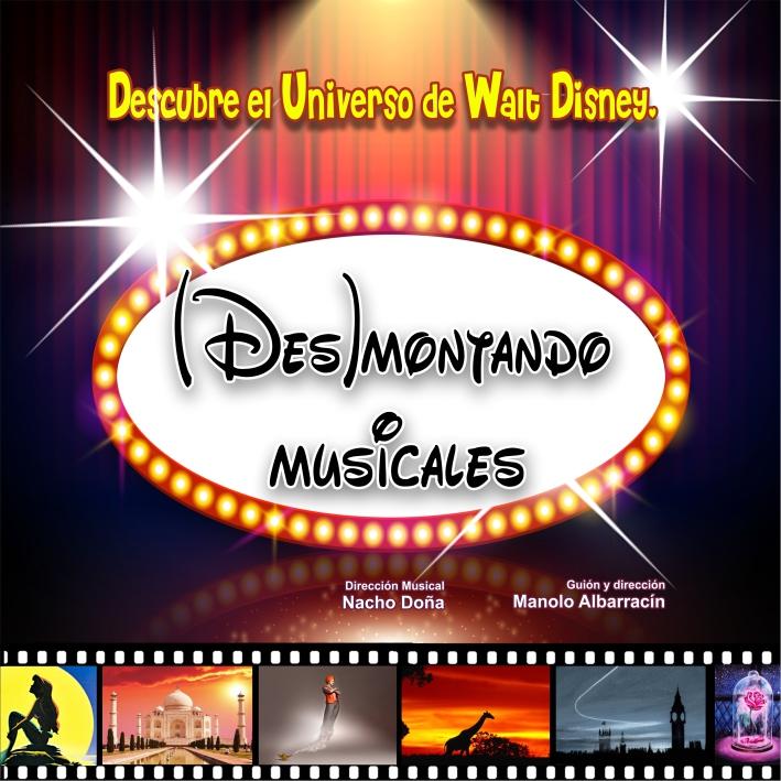 DESMONTANDO MUSICALES - ALGECIRAS