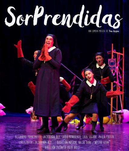 SORPRENDIDAS - ALGECIRAS